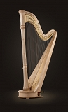 Concert Grand Pedal Harps