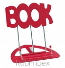 "PULPIT DO NUT ""UNI-BOY""  BOOK  red"