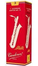 "STROIKI DO SAX.BARYT. ""Vandoren-JAVA RED"" 3,0"
